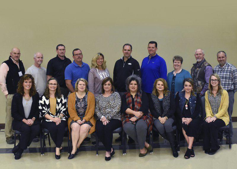 GEAR UP representatives attend 2018 Partnership Meeting