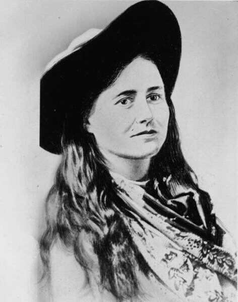CATHEY: Belle Starr played piano at McAlester's Elk House Hotel