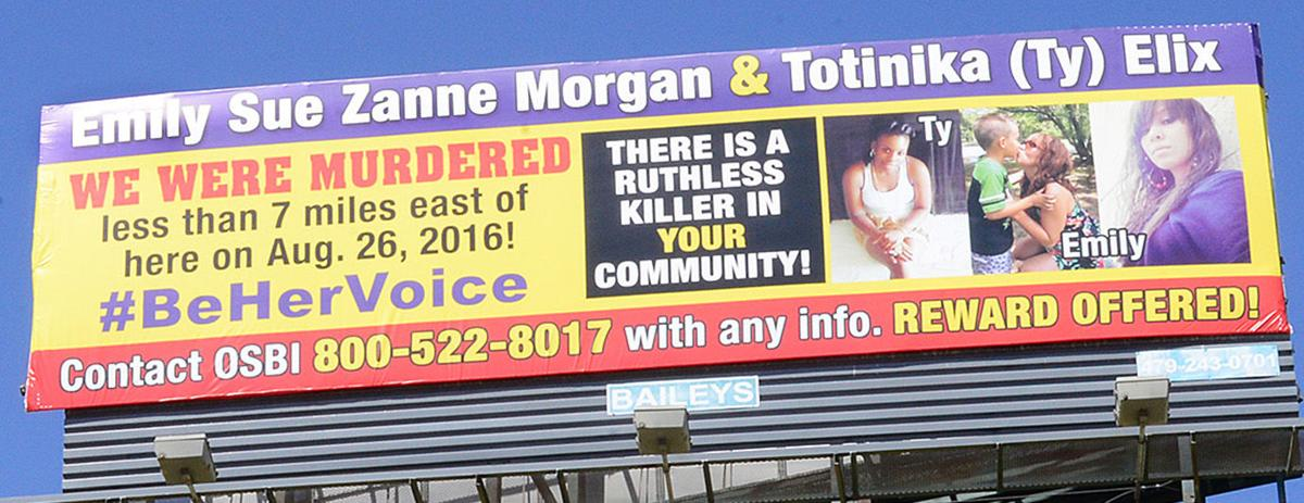 Movie inspires billboard for McAlester-area murder victims