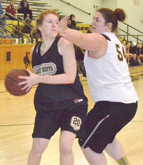 Lacey Mclain Vs Emily Knight Mcalesternews Com
