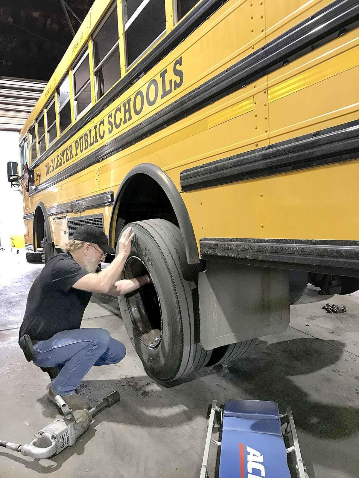 McAlester buses