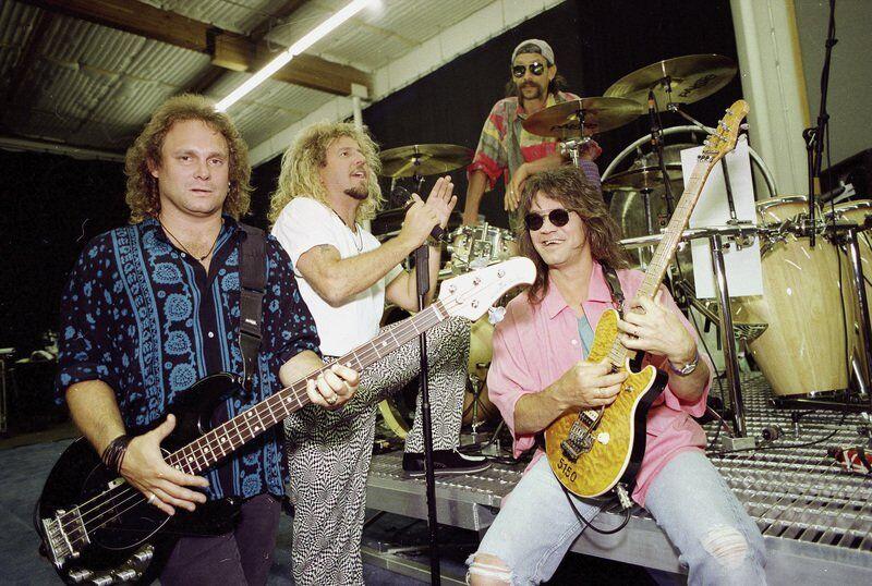 Eddie Van Halen's 'Jump' of faith