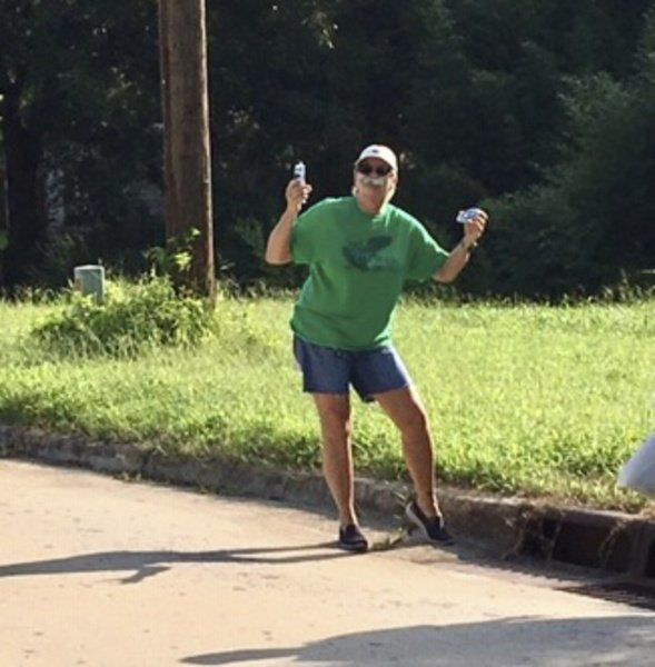 Volunteers assist with Pride in McAlester project