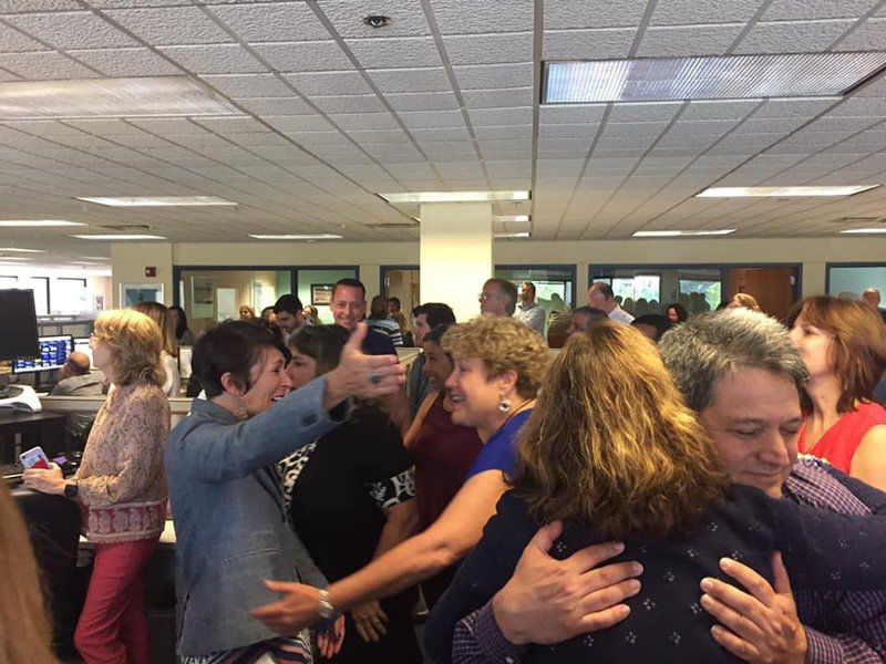 Former McAlester student helps Fla. paper win Pulitzer