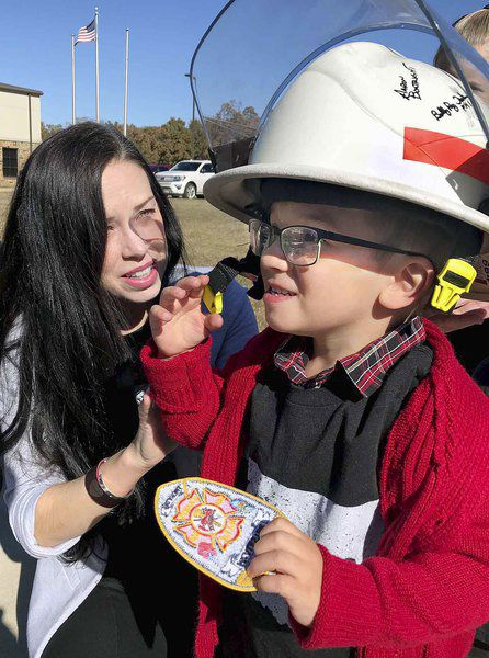 TEDESCO STRONG: McAlester child prepares for heart surgery