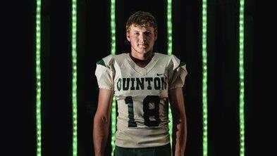 SENIOR SPOTLIGHT: Quinton's Colt Short staying active in senior year