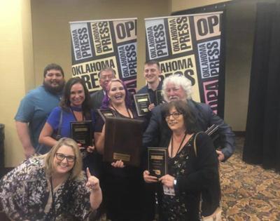News-Capital wins Sequoyah Award