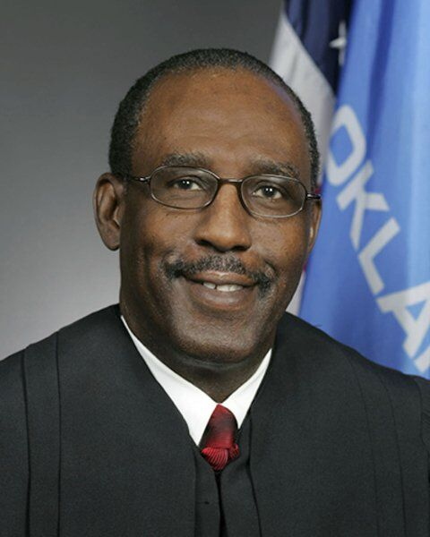 CATHEY: Before he ran the Oklahoma Supreme Court, Colbert ran track at EOSC