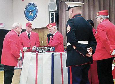 TO DO THIS WEEKEND: 244th Marine Corps Ball