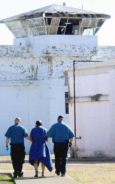 Inmate escort