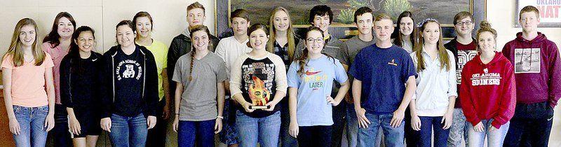 Kiowa academic teams garner accolades