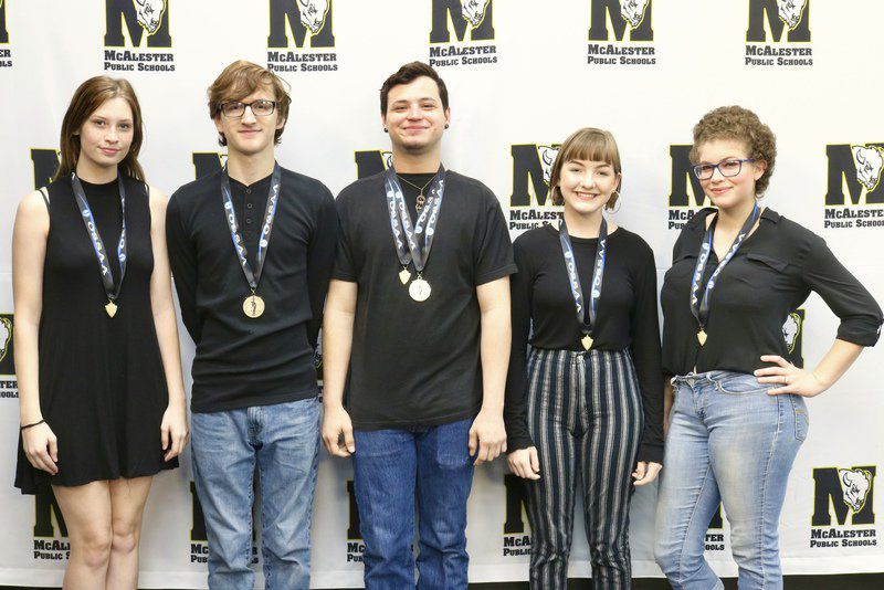 MHS takes second at One Act Play state competition