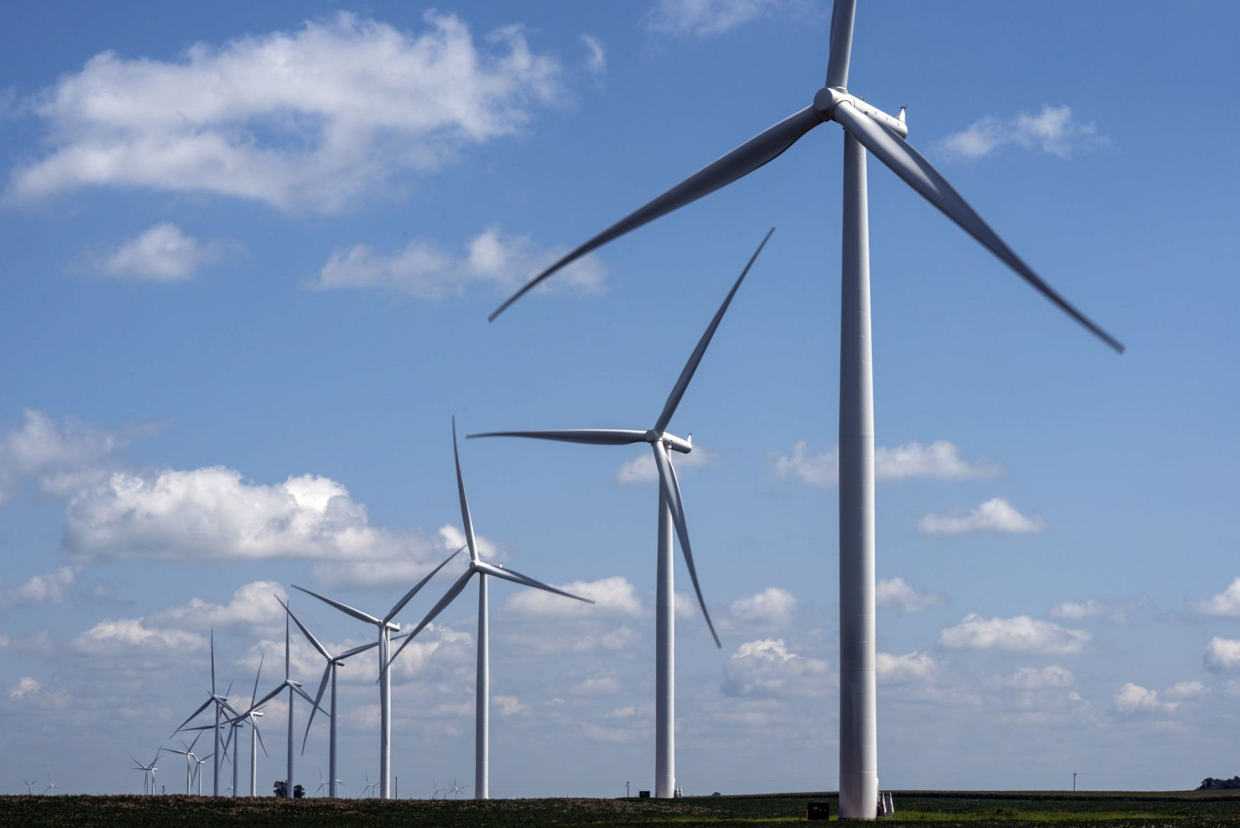 Oklahoma to House Largest Wind Farm