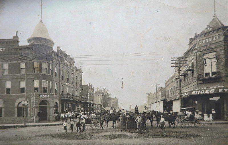 CATHEY: McIntosh County Seat War pre-dates Eufaula/Checotah football rivalry