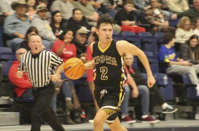 BOYS BASKETBALL: Kiowa focused on playoff picture