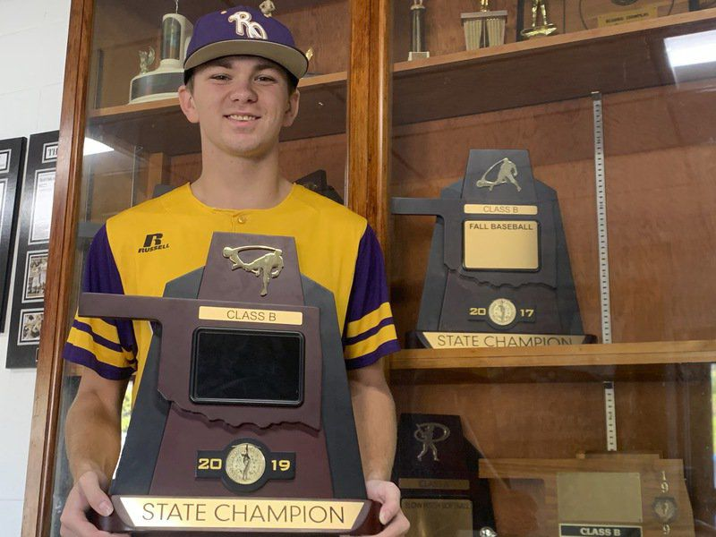 Player of the Year: Red Oak's Chance Noah: Winning title with friends was 'amazing'