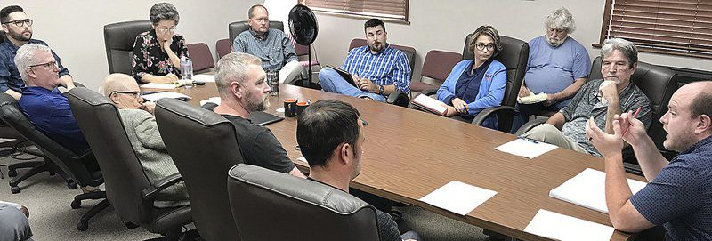 LEAD Committee talks tax dollars and collateral