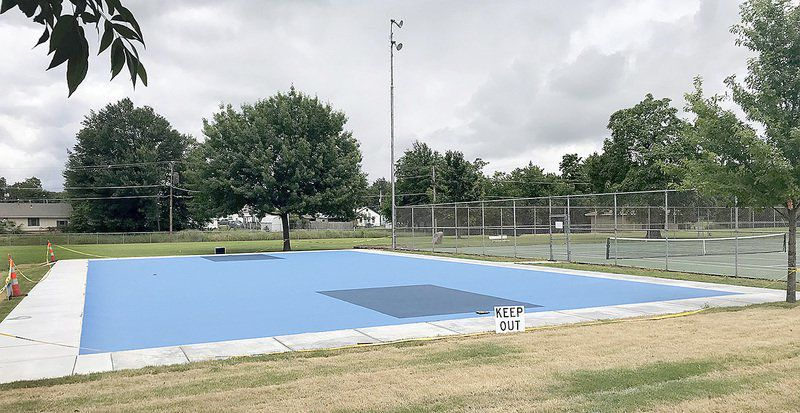 Thunder basketball court coming to McAlester's Chadick Park