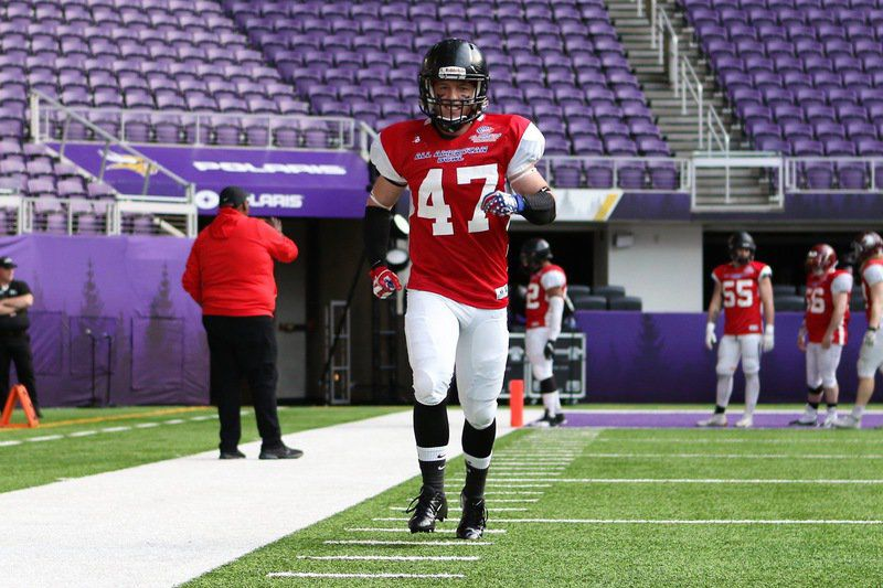 McAlester grad continues football career