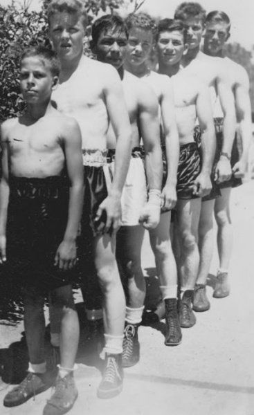 MCALESTER BOXING: McAlester boxers successful in the 40s, 50s
