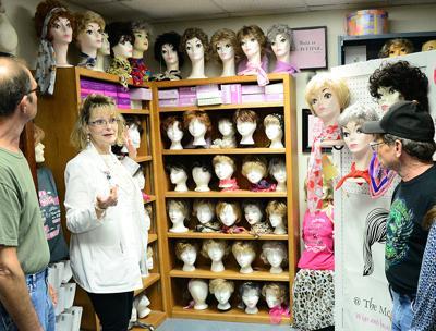 TLC Wig Closet