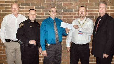 Walmart Donates 1000 To McAlester Police Department