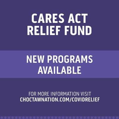 Choctaw Nation announces new assistance programs