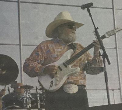 RAMBLIN' ROUND: When Charlie Daniels came down to McAlester