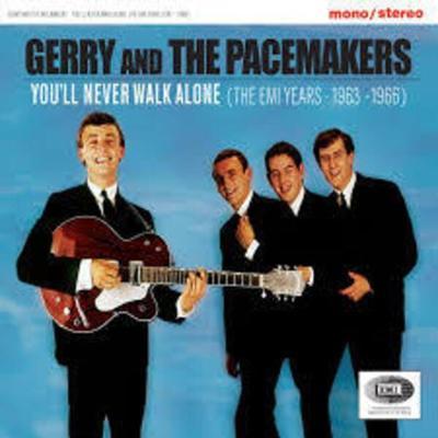 RAMBLIN' ROUND: Gerry Marsden: 'You'll Never Walk Alone'