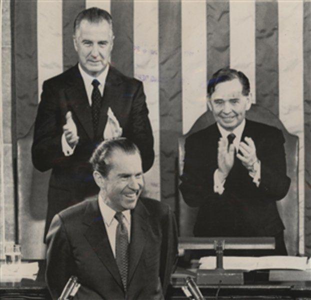 Who Was Richard Nixon Vice President: CATHEY: One Heartbeat Away
