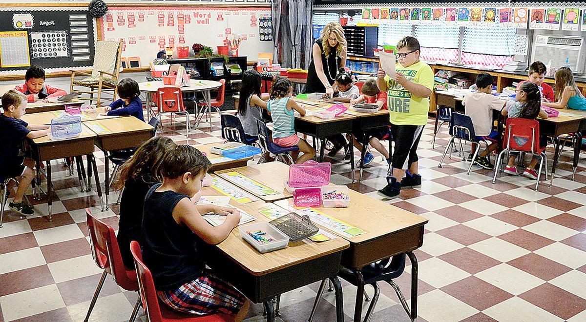 Mps In Great Shape Despite States Teacher Vacancies News
