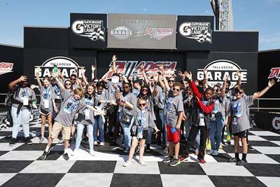 NASCAR STEM