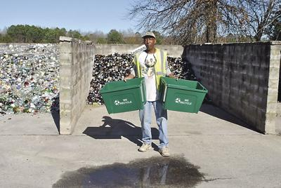 Recycling To End City To Stop Curbside Recycling Jan 31