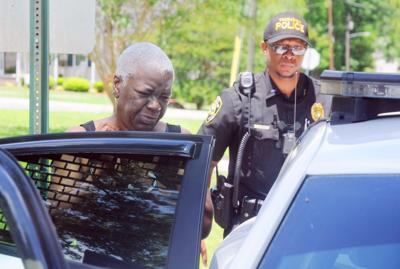 Brown arrested for COVID claim