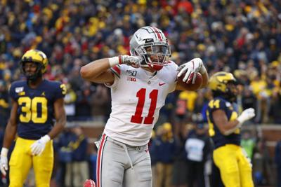 COLLEGE FOOTBALL: Top four in CFP rankings unchanged; three others inch closer to contention