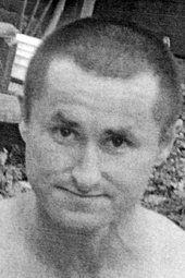 Wanted man Keith Green