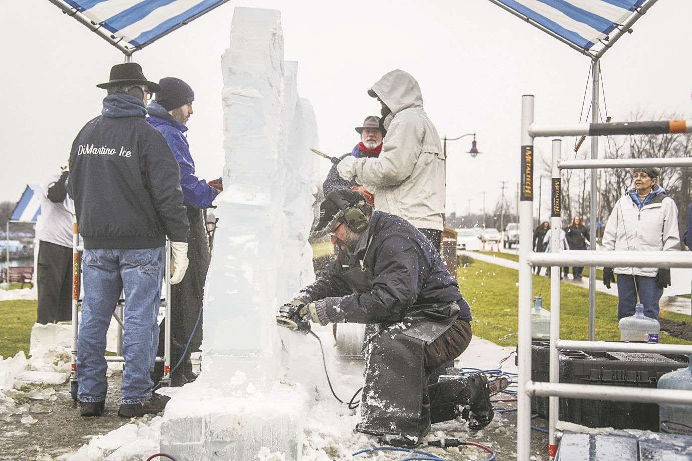 do you need a cover letter when applying online%0A Carving skills on display at Winter Ice House Festival