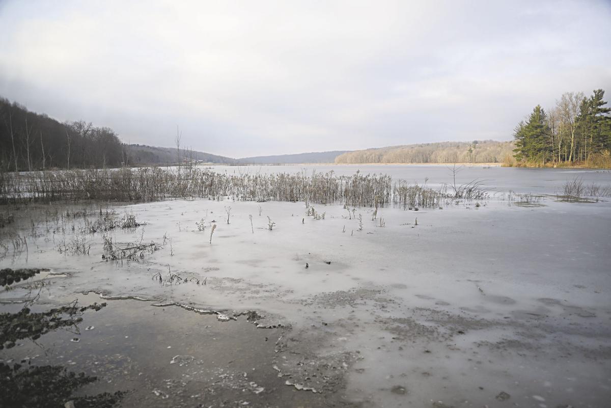 Tamarack Lake (Dec. 2019)