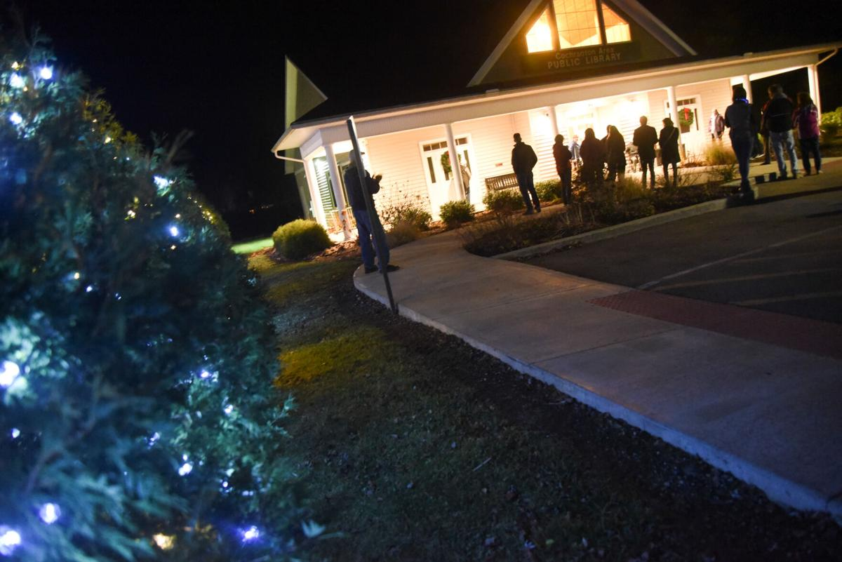 Cochranton Light-Up Night
