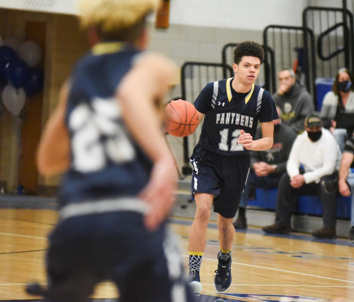 Boys Basketball - Saegertown vs. Cambridge Springs