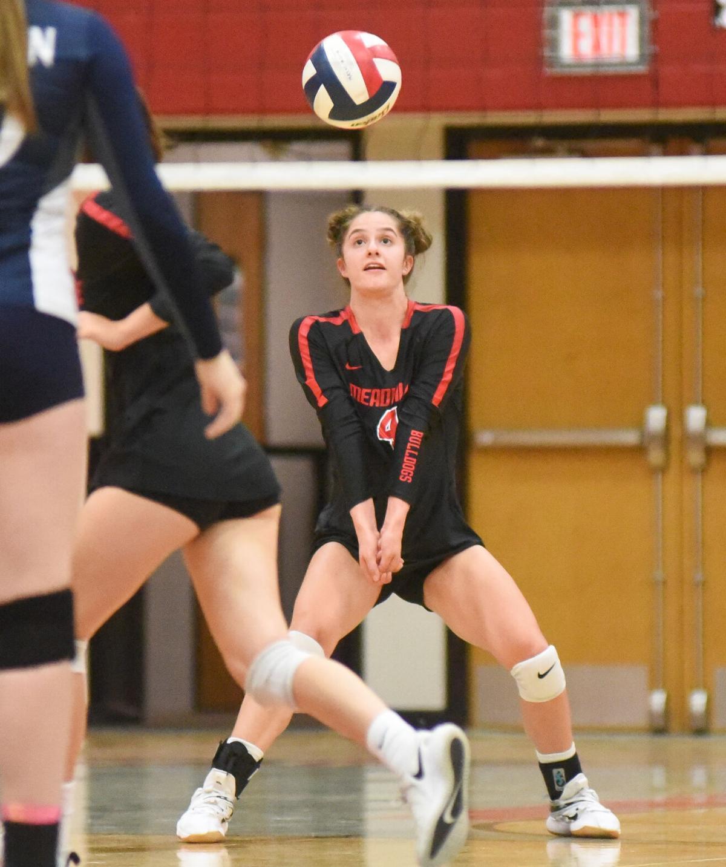 Girls Volleyball - Meadville vs. Warren