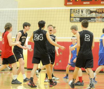 Meadville Boys Volleyball