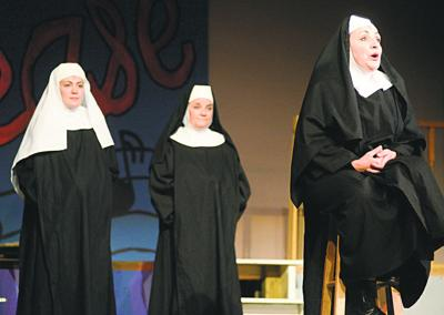 Nunsense' comes to the Academy Theatre starting this weekend