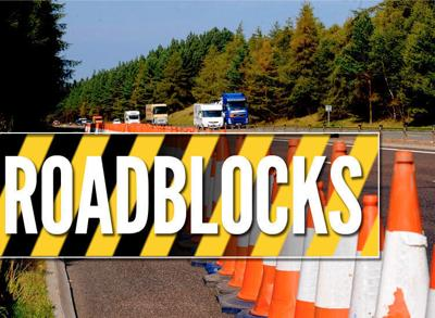 Roadblocks logo