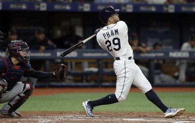 MLB: Rays overpower Indians, can complete sweep today