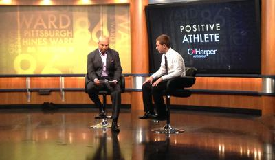 Holt earns spot on Hines Ward's show as Positive Athlete