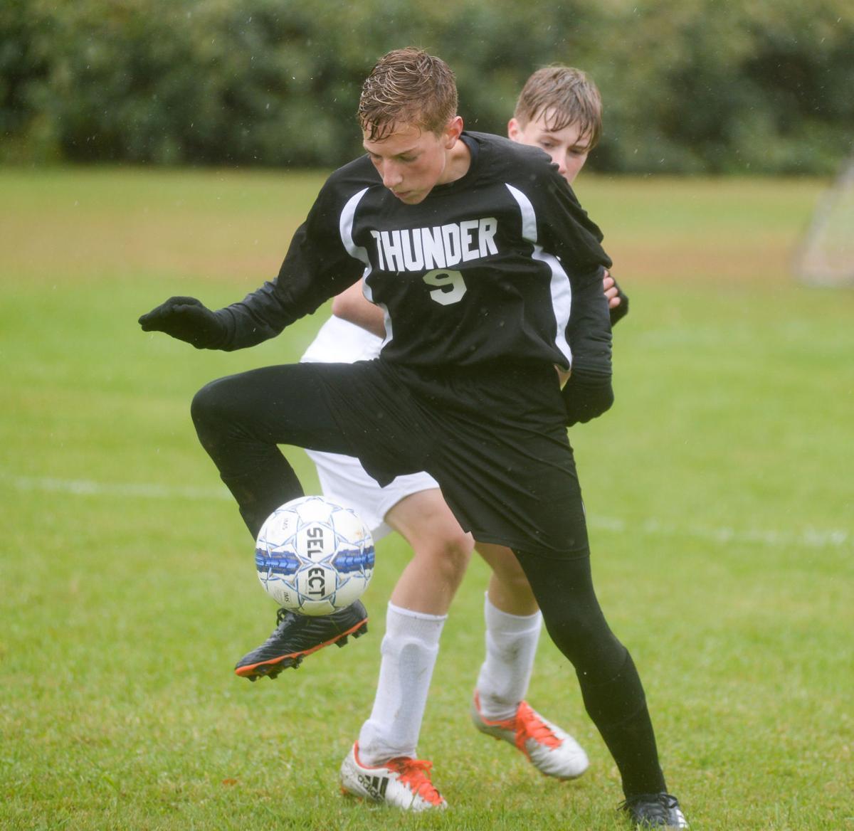 Boys Soccer - Saegertown vs. Calvary Baptist