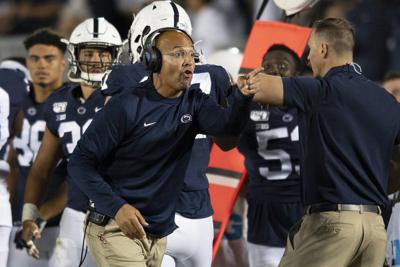 COLLEGE FOOTBALL: Franklin, PSU not changing approach for Pittsburgh rivalry