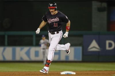 Nationals-Zimmerman's AP Diary Baseball