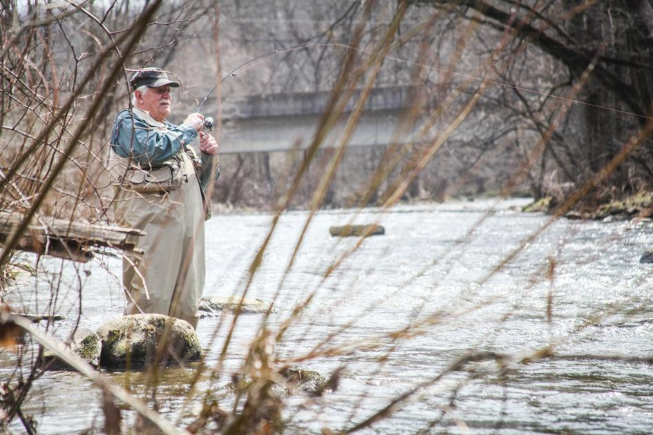 First day of trout season yields fun and fish | News | meadvilletribune.com